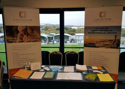 Cognitor now exhibiting at Finditinworcs!